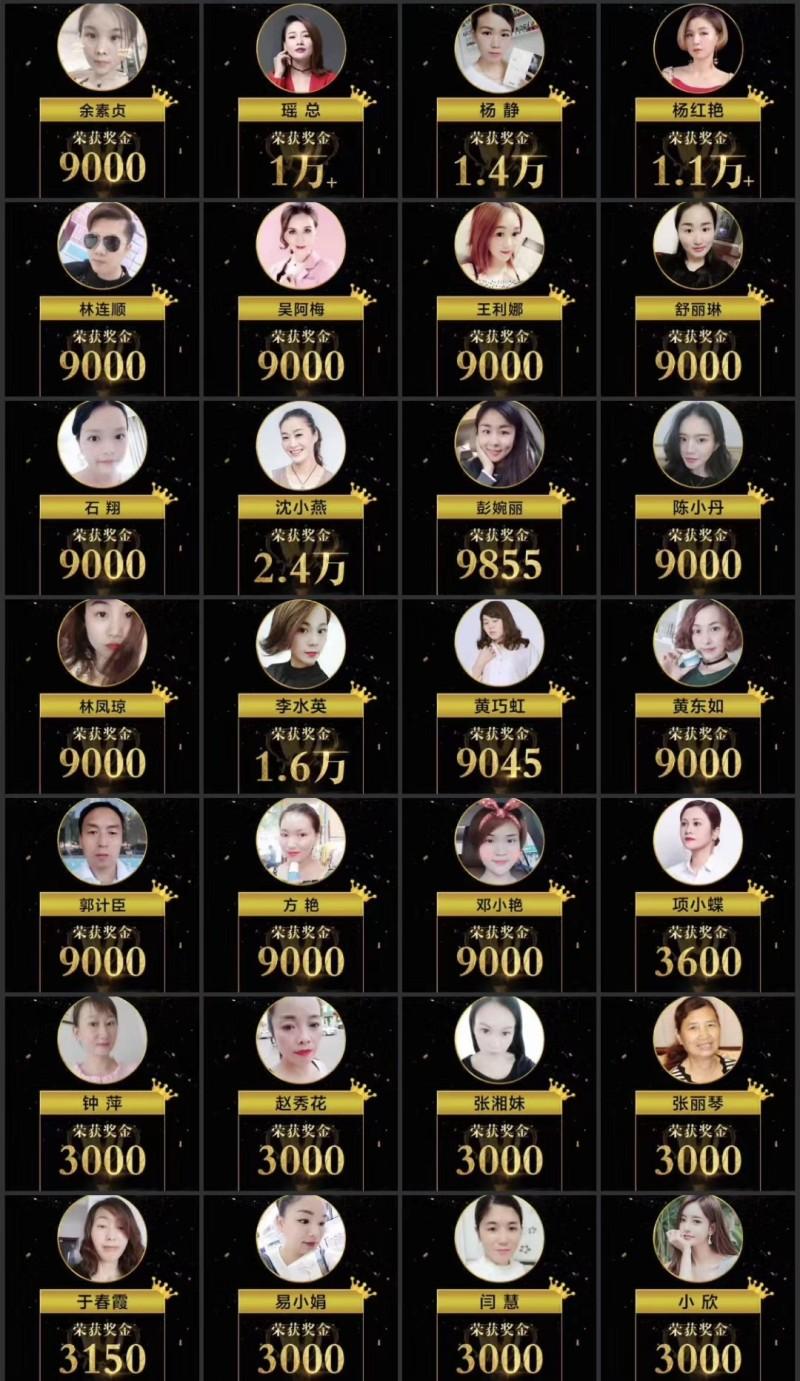 蜜都微商第4届龙虎榜!奖金月入218万,做蜜都微商赚大钱的速度比中彩票还要接地气